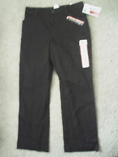 Women's  Lee Brown Comford Fit Straight leg Brown  Casual Pants Sz 10 Short