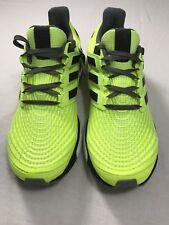 Adidas Mens Energy Boost Running Shoes Yellow/Black BB3455 Sz. 9.5