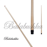 New Balabushka Replacement Shaft (13mm tip, 5/16 x 14 joint w/ Silver Ring)