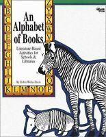 Alfabeto de Libros: Literature Base Actividades para Schools y Bibliotecas