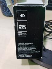Sony CMU-BR200 Skype Camera - Black