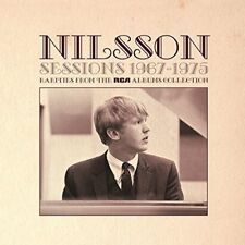HARRY NILSSON - SESSIONS 1967-1975-RARITIES FROM THE RCA ALBUMS   VINYL LP NEW!