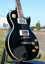 Edel le Paul estándar * Black Beauty * masivas caoba body * Grover * set neck