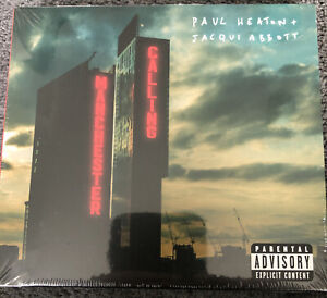 PAUL HEATON / JACQUI ABBOTT - MANCHESTER CALLING NEW SEALED CD FREE POST U.K.