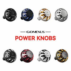 Gomexus Power Knob For Shimano   Daiwa   Abu   Okuma   Spinning Reel Handle Kit