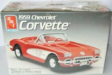 AMT - 1959 CHEVY CORVETTE - 1:25 Bausatz Stock or Custom