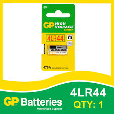 GP Alkaline High Voltage Battery 476A (4LR44, PX28A) card of 1 [TOY BATTERIES]