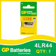 GP Batteria Alcalina ALTA TENSIONE 476a (4lr44, px28a) Scheda di 1 BATTERIE [Giocattolo]