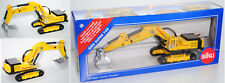 Siku Super 3727 LIEBHERR Raupenbagger Litronic® HD, fischer, Sondermodell