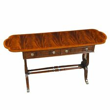NSI130, Niagara Furniture, Dropside Sofa Table, Mahogany Console Table
