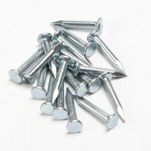 Flooring Concrete Nails 18mm | 25mm Silver 500g Tubs Floor Tools Fixings