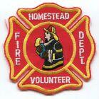 Pennsylvania - Homestead Vol Fire Dept Patch (Emblem)