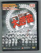 BATTLE ROYALE - NTSC ZONE 3 - JAPANESE - IMPORT HONG-KONG - TRÈS BON ÉTAT