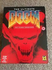 The Ultimate Doom MAC Big Box