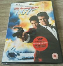 007 DIE ANOTHER DAY JAMES BOND (DVD, 2003, 2-Disc Set) FILM BNIW NEW SEALED GIFT