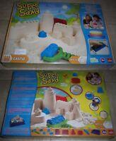 Goliath 83219 - Super Sand Castle Le sable à modeler 800g 4 ans et plus -,