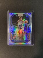 2020-21 PANINI PRIZM Basketball Matisse Thybulle Silver Prizm 2nd Year 76ers