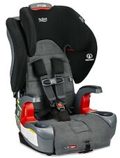 Britax Grow With You ClickTight Child Safety Booster Car Seat Stainless StayClea