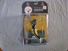 McFarlane NFL 2008 Hines Ward Pittsburgh Steelers black jersey Exclusive