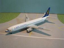 """HERPA WINGS HAINAN """"SPECIAL EDITION"""" 737-800 1:400 SCALE DIECAST METAL MODEL"""
