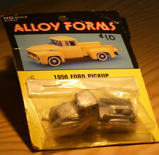 ALLOY FORMS HO SCALE 1956 FORD PICKUP UNASSEMBLED KIT