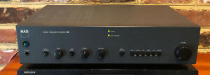 NAD 304 Stereo Preamp Preamplifier & Integrated Amplifier - Near Mint Condition