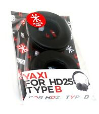 Red Yaxi Type B Replacement ear pads for Sennheiser HD25 - Fits all HD25 Range