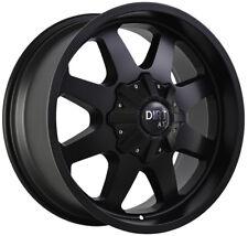 Dirt D80 9x20 8x165,1 Felgen für Dodge Ram 2500 Hummer H1 H2 Neu