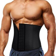 Men Waist Trainer Cincher Body Fajas Corset Gym Sport Women Shaper Slim Belt HOT
