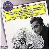 Brahms: 8 Ungarische Tänze - Dvorak: 5 Slawische Tänze von...   CD   Zustand gut