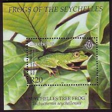 Frogs Seychellois Stamps (1976-Now)