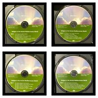 The Great Courses DVD Collection (4) Religion in the Ancient Mediterranean World
