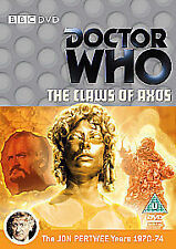 Doctor Who - The Claws of Axos  DVD Jon Pertwee, Katy Manning, Rodger Delgardo,