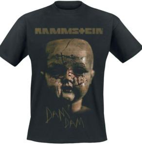 Rammstein - Puppe Dam Dam  Jetzt geht es mir gut  T-Shirt Größe L Neu NEW