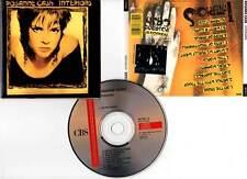 "ROSANNE CASH ""Interiors"" (CD) 1990"