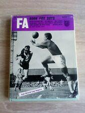 FA Book For Boys Number 15 Vintage Football/Soccer Hardback (1962)