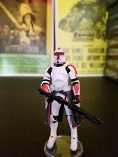 Star wars ARC Trooper Commander Loose