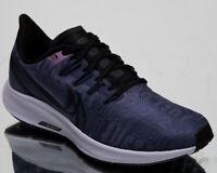 Nike Air Zoom Pegasus 36 Premium Rise Womens Purple Running Shoes AV6259-500
