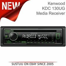 Kenwood Car Stereo│1 DIN Radio│Media Player│CD-Receiver│USB/AUX-In│Android│MP3