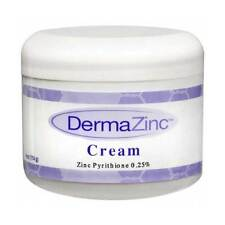 DermaZinc Cream for Skin Moisturizing 4 oz Jar