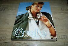 Quelle  Katalog Frühjahr - Sommer 1987