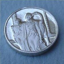 Franklin Sterling Silver Mini-Ingot: 1783 Washington Farewell at FRAUNCES TAVERN