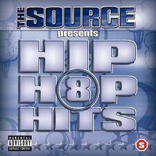New ListingVarious Artists : Vol. 8-Hip Hop Hits Rap/Hip Hop 1 Disc Cd