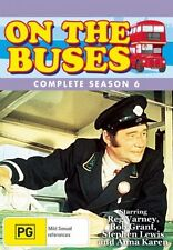 On the Buses : Season 6 (DVD, 2009, 2-Disc Set) New & Sealed