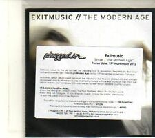 (DT713) Exitmusic, The Modern Age - 2012 DJ CD