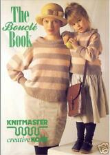 The Boucle Book - Knitting Machine Patterns