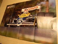MA27-Poster-1987 Nelson Piquet F.1 Williams-Honda Fw 11 B