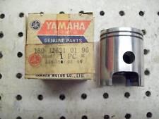 Yamaha Piston G6 70/71 G7 1972 Yg5 68/69 Oem Nos Ahrma