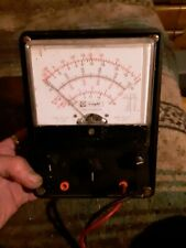 Vintage Allied Radio Corp Knight Radio Voltohmeter Voltmeter Ohmmeter Rare