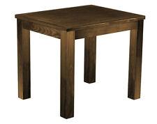 Esszimmer Esstisch Holz Pinie massiv Tisch 100x73 Eiche Küche kolonial rustikal